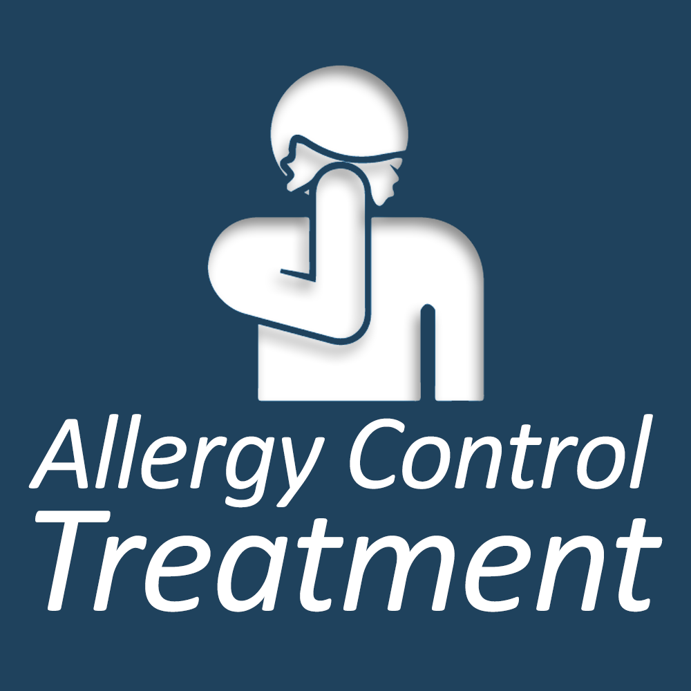 Allergy Control Treatment